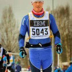 Skiing 90 km - Anders Svensson (5043)