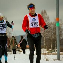 Skiing 90 km - Egil Mollestad (12158)