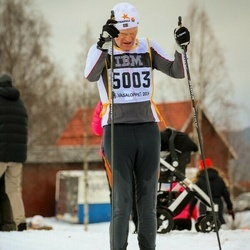 Skiing 90 km - Alfred Duse (5003)