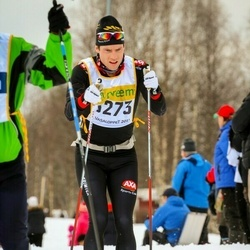 Skiing 90 km - Daniel Sundqvist (5273)