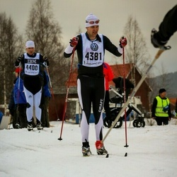 Skiing 90 km - Henrik Svensson (4381)