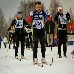 Skiing 90 km - Arve Inge Leirvik (13734)