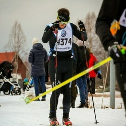 Skiing 90 km - Henrik Littorin (4374)
