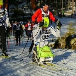 Skiing 90 km - Aron Andersson (4920)