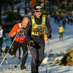 Skiing 90 km - Elin Grønvik (17137)