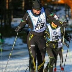 Skiing 90 km - David Jonsson (14130)