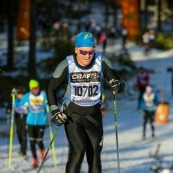 Skiing 90 km - Anders Törnlund (10702)