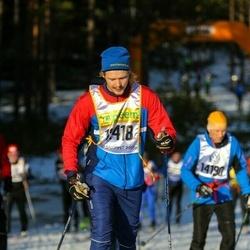 Skiing 90 km - Anders Olsson (13418)