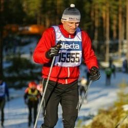 Skiing 90 km - Karel Kostal (15955)