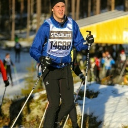 Skiing 90 km - Daniel Turesson (14688)