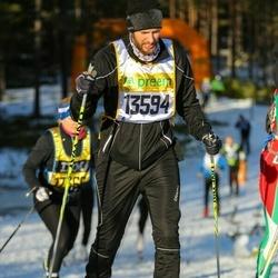 Skiing 90 km - Daniel Terenius (13594)