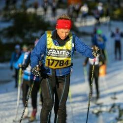 Skiing 90 km - Aina Rolstad (17784)