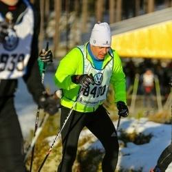 Skiing 90 km - Christer Johansson (8400)