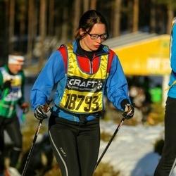 Skiing 90 km - Jennifer Gull (18793)