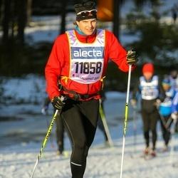 Skiing 90 km - Herman Andersson (11858)