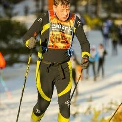 Skiing 90 km - Åke Gisslar (30152)