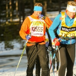 Skiing 90 km - Emil Lingvall (12555)
