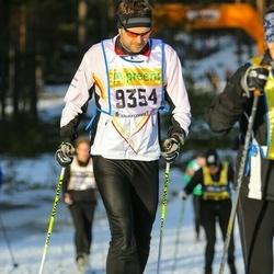 Skiing 90 km - Patrik Berander (9354)