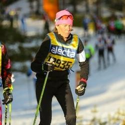 Skiing 90 km - Ulrika Bingsten (18935)