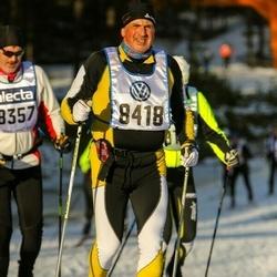 Skiing 90 km - Andrea De Bernochi (8418)