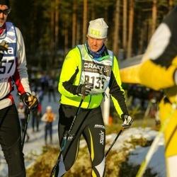 Skiing 90 km - Mattias Ekeroth (8135)