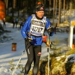 Skiing 90 km - Fredrik Cederlund (11787)