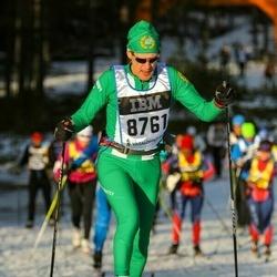Skiing 90 km - Henry Nyberg (8761)