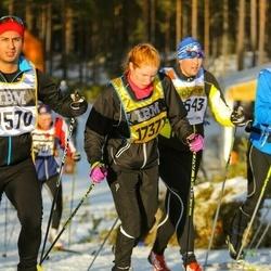 Skiing 90 km - Ida Andersson (17371)