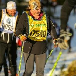 Skiing 90 km - Carina Johansson (17540)