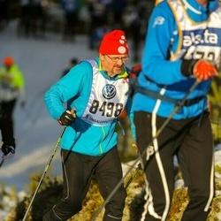 Skiing 90 km - Björn Westergaard (8798)