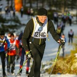 Skiing 90 km - Anders Vikström (12146)