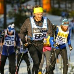 Skiing 90 km - Emil Almlöf (15645)