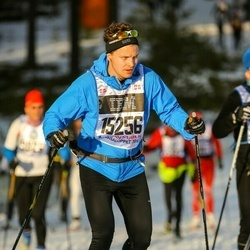 Skiing 90 km - David Hejgaard (15256)