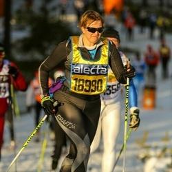 Skiing 90 km - Jenny Löfstedt (18990)