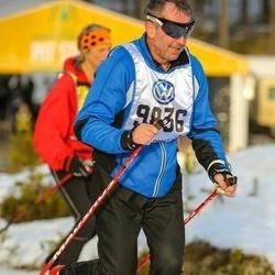 Skiing 90 km - Jarek Jänese (9836)