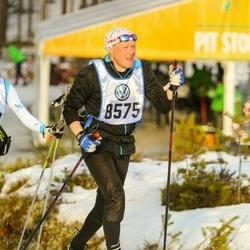 Skiing 90 km - Jani Talvilahti (8575)