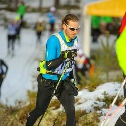 Skiing 90 km - Eddie Sjörén Hedebrg (11288)