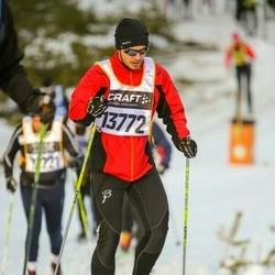 Skiing 90 km - Dennis Jernfält (13772)