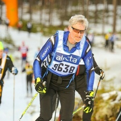 Skiing 90 km - Alain D'entremont (9638)