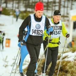 Skiing 90 km - Anders Hansson (14169)