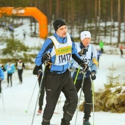 Skiing 90 km - Björn Arnelid (11417)