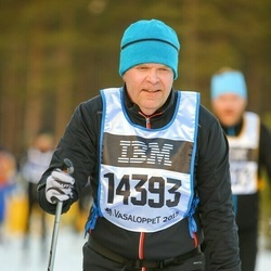 Skiing 90 km - Anders Billström (14393)