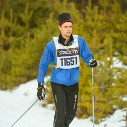 Skiing 90 km - Henrik Hagman (11651)