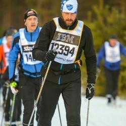 Skiing 90 km - Fredrik Olofsson (12394)