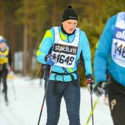 Skiing 90 km - Dennis Rådström (14649)