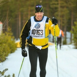 Skiing 90 km - Fredrik Samuelsson (10163)