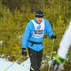 Skiing 90 km - Daniel Bjurenvall (10192)