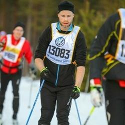 Skiing 90 km - David Eriksson (13083)