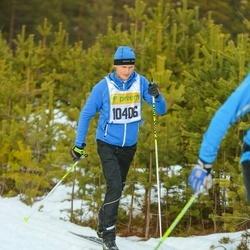 Skiing 90 km - Hubert Linder (10406)