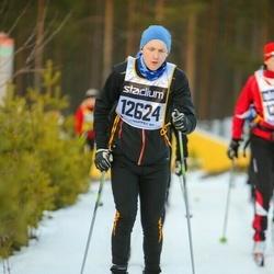 Skiing 90 km - Arvid Eriksson (12624)